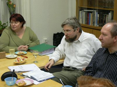Report on Meeting of the Society, 2008.